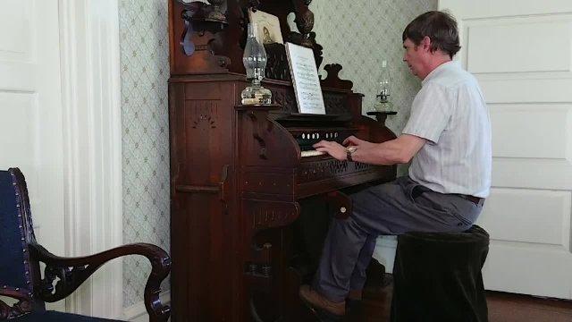 Organ - Little Hungarian Melody