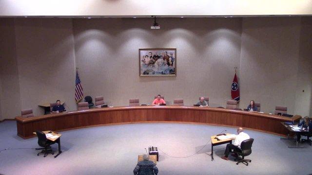 City Commission April 8, 2021