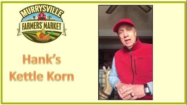 Hank's Kettle Corn