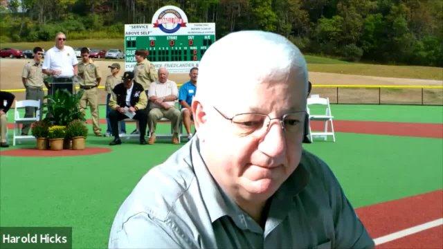 Volunteer Interview - Harold Hicks