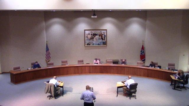 City Commission April 22, 2021