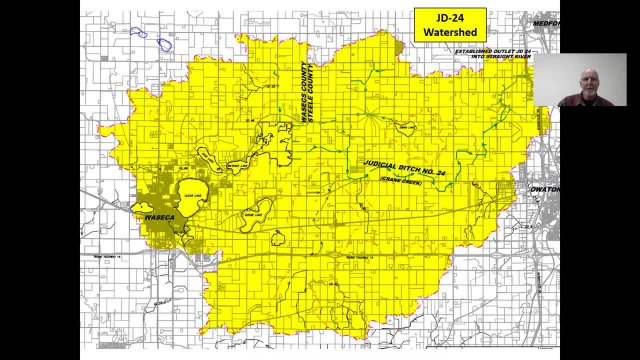 Joint Ditch 24 redetermination (Steele-Waseca)