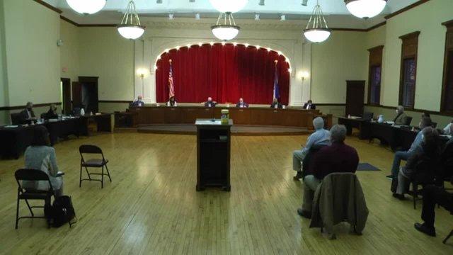 Village of La Grange Board Meeting April 12, 2021