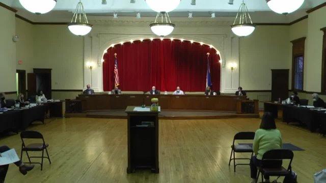 Village of La Grange Board Meeting April 26, 2021