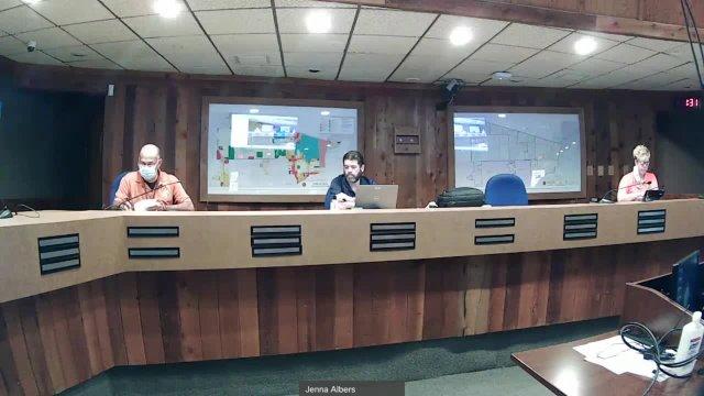 Review Committee Meeting- WebEx RFP-JA-21-41