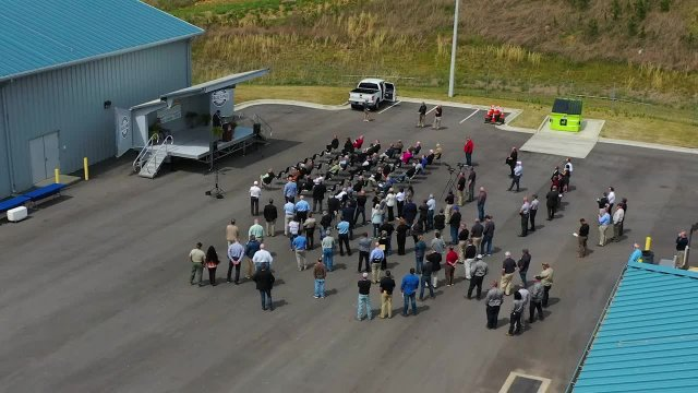Richland Creek Reservoir Dedication Ceremony