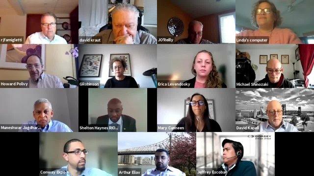 RIOC Board Meeting April 22, 2021