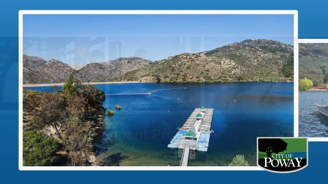 Upcoming Poway Water Projects