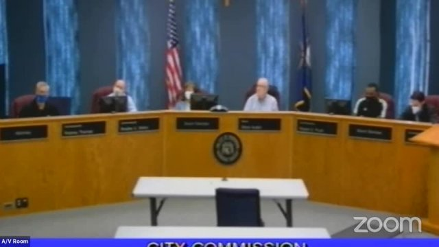 Board of Commissioners Meeting - May 11, 2021