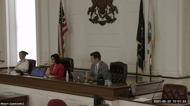 Commissioners' Meeting 5.20.2021