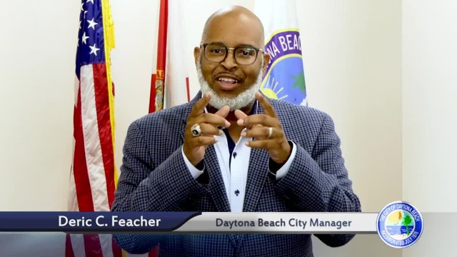 Deric C. Feacher welcome to city employees