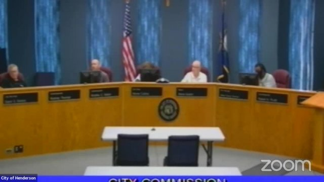 Board of Commissioners Meeting - May 21, 2021