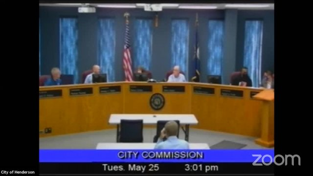 Board of Commissioners Meeting - May 25, 2021