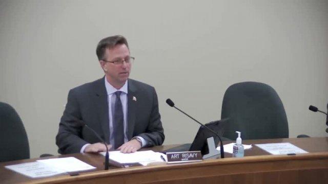 City Council Meeting (6-1-21)
