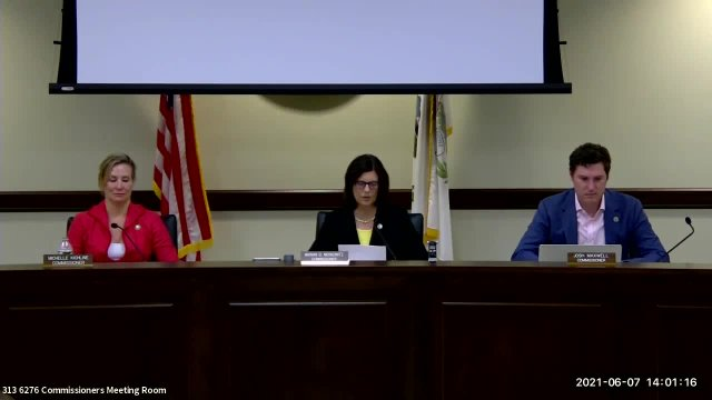 Board of Elections Meeting 06.07.2021