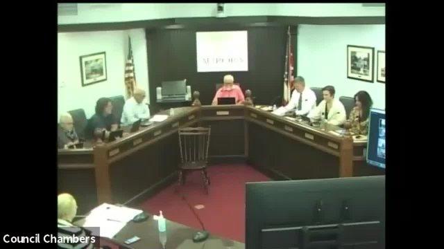 City Council Meeting - June 14, 2021