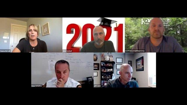 June 23, 2021 Wildfire Resiliency & Preparedness T
