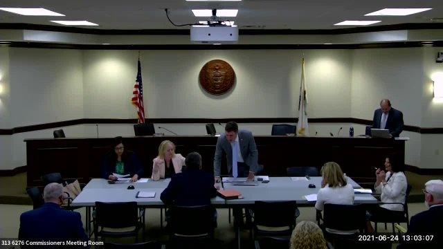 Prison Board Meeting 06.24.2021