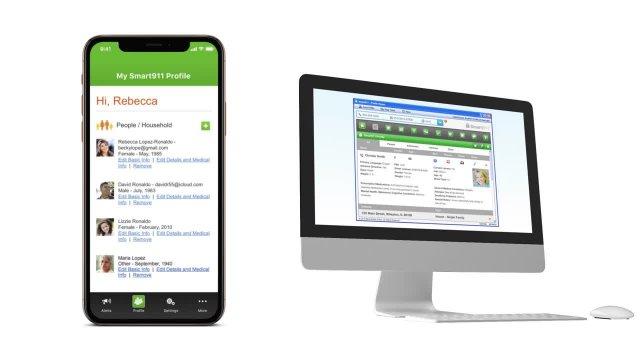 Smart911 App Video- 30sec