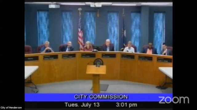 Board of Commissioners Meeting - July 13, 2021