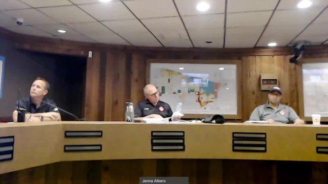 Webex Review Committee Meeting RFP-JA-21-62