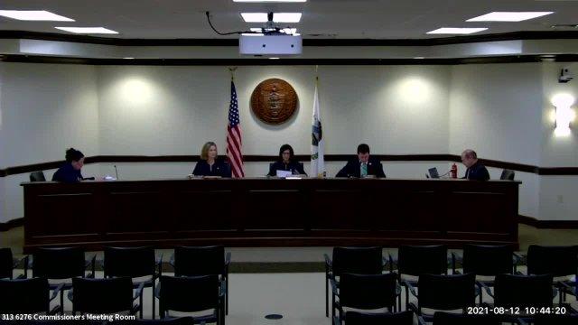 Salary Board Meeting 08.12.2021