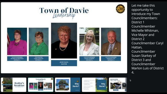 Mayor's Messages