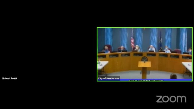 Board of Commissioners Meeting - August 24, 2021