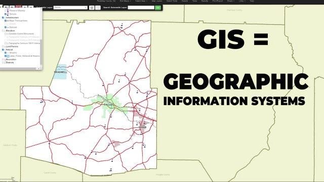 Paulding County GIS Office