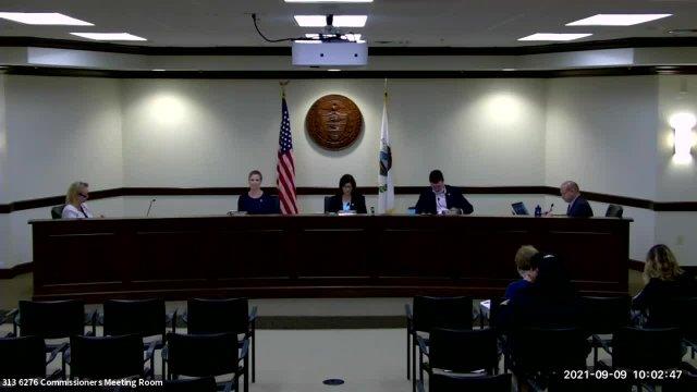 Salary Board Meeting 09.09.2021