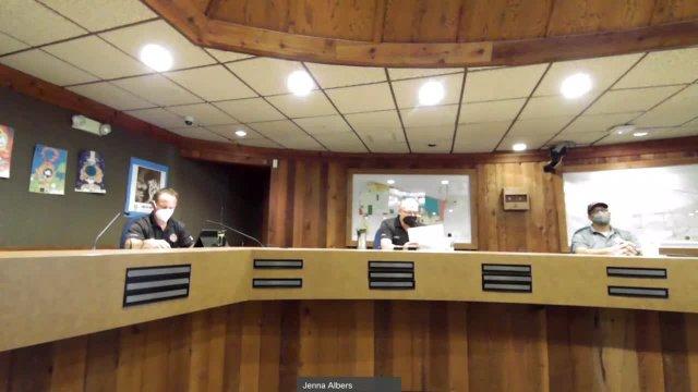 Review Committee Meeting- RFP-JA-21-83
