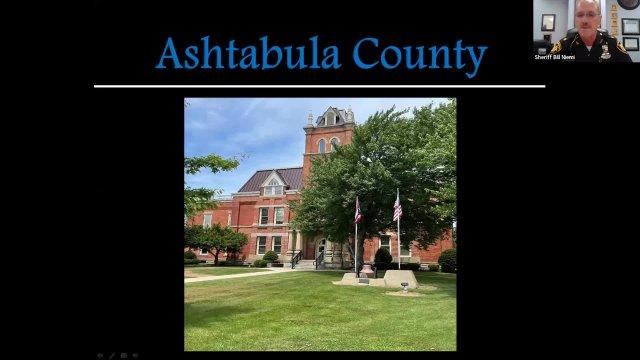 Ashtabula County Jail Virtual Webinar