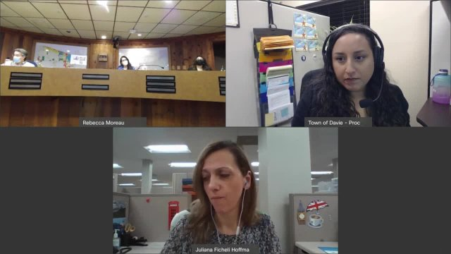 RFP-RM-21-84 Review Committee Meeting WebEx