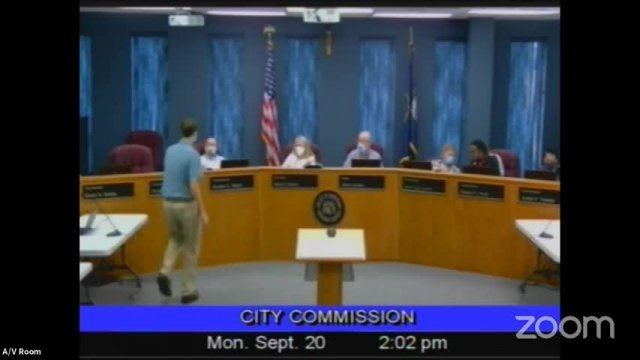 Board of Commissioners Meeting - Sept 20, 2021