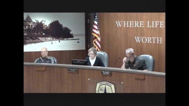 Town Board Workshop, September 23, 2021