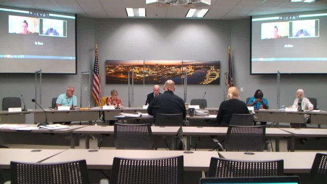 Library Board Meeting - September 27 2021