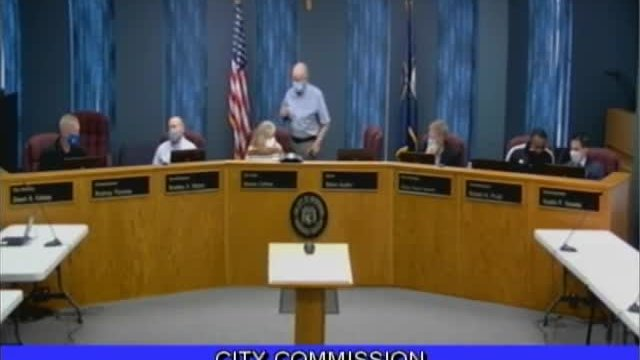 Board of commissioners Meeting - Sept. 28, 2021