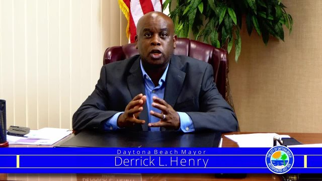 Mayor Derrick Henry's message about the city's bud