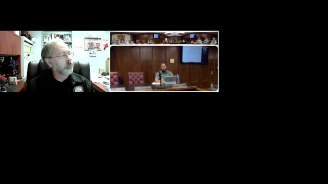City Council Meeting October 4, 2021