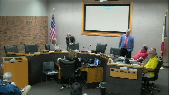 City Council Meeting 10-18-21