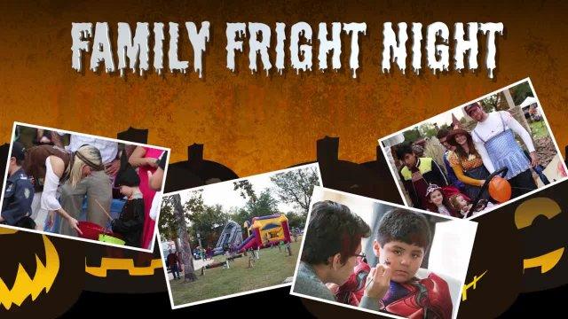 Family Fright Night 2021