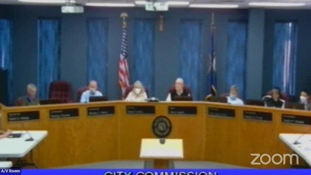 Board of Commissioners Meeting - October 26, 2021