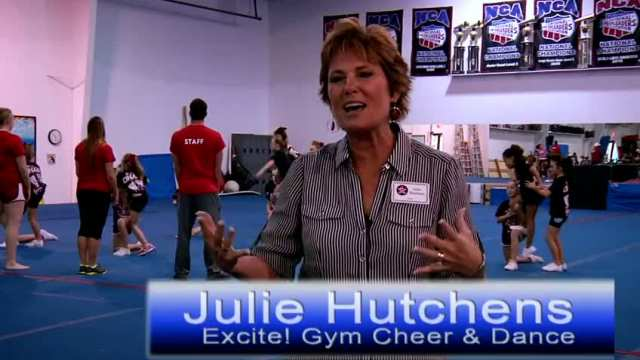HVBA Spotlight - Excite! Gym, Cheer and Dance