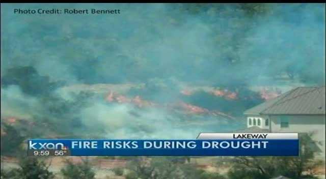 Kaden Way grass fire news coverage