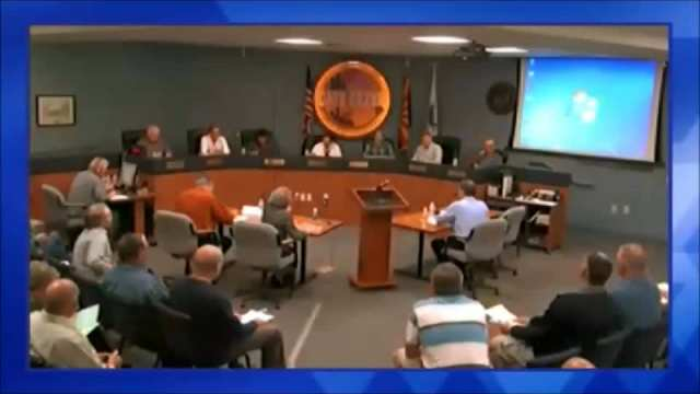 Town Council Meeting March 3 2014