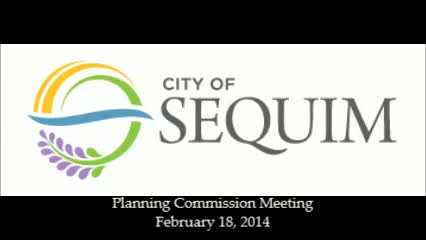 Planning Commission Meeting - 02-18-14
