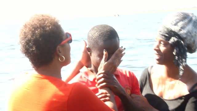 Uganda Baptism 3