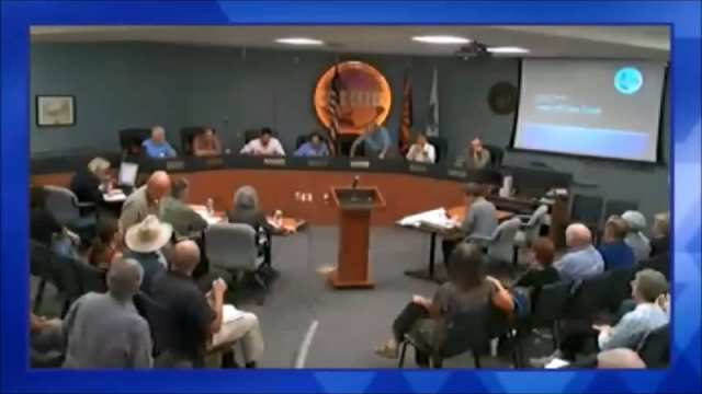 Town Council meeting April 7, 2014