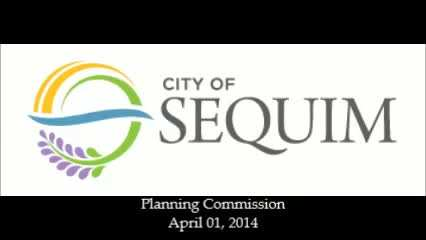 Planning Commission Meeting - 04-01-14