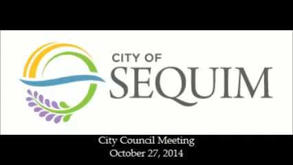 City Council Meeting - 10-27-14